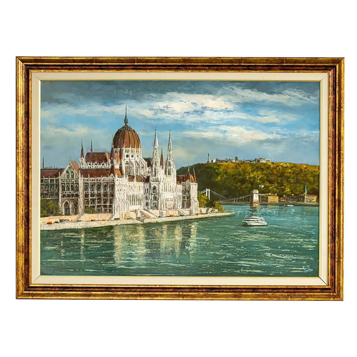 Lantos György - Budapest Országhász